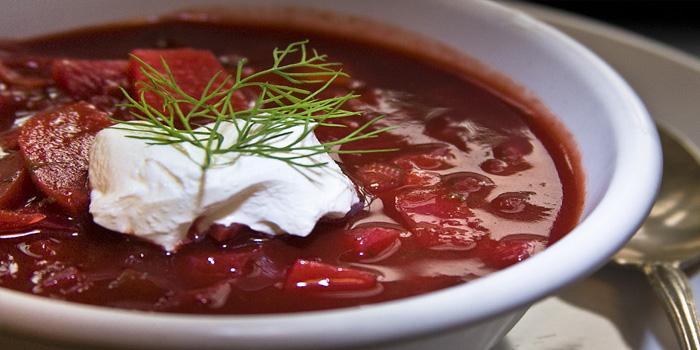 Beetroot Soups